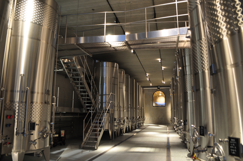 Chantiers Vini Concept - Château Saint-Maur