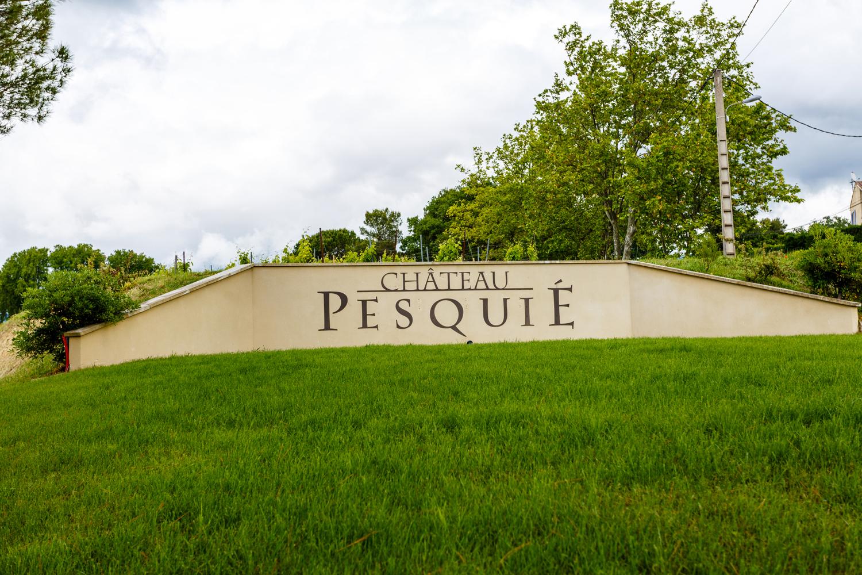 Vini Concept au Château Pesquié